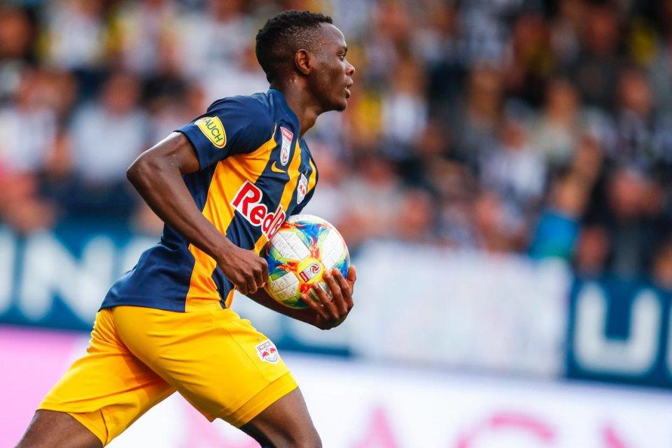 Striker Salzburg Sangat Menantikan Duel Kontra Liverpool, Kenapa?