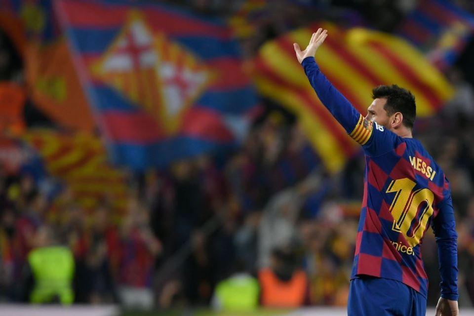 Pelatih Barcelona Sudah Kehabisan Kata-Kata Puji Messi