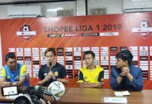 Pelatih Bhayangkara FC Rahasiakan Cara Redam Lini Serang Persib