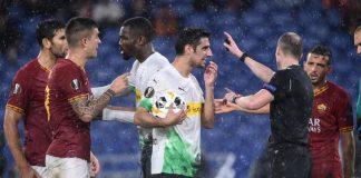 Pelatih Gladbach Senang Wasit Sudah Keliru Beri Penalti