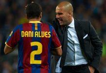 Dani Alves Sebut Mantan Pelatihnya Sebagai Sosok Jenius