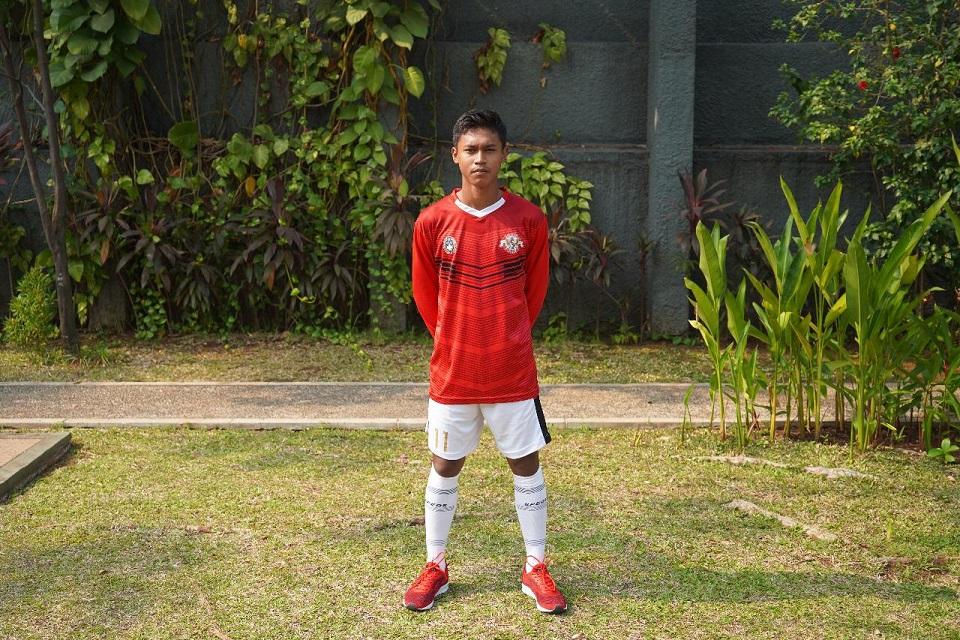 Ikuti Garuda Select Jilid, Pemain Persija U-16 Ini Sudah Tak Sabar