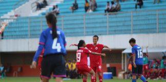 Liga 1 Putri 2019: PSIS Kandas oleh Srikandi Macan Kemayoran
