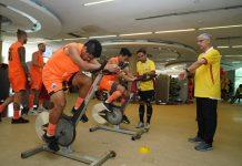 Persija Latih Fisik Guna Tingkatkan Stamina