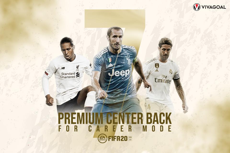7 Bek Premium Terbaik di Career Mode FIFA 20