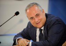 Claudio Lotito Presiden Lazio