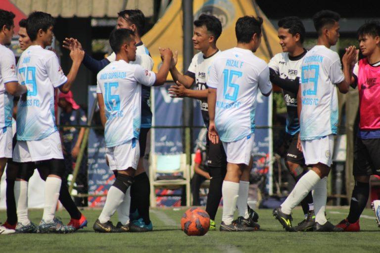 Putra Mekar FC Benamkan Baraya Jabar di Bandung Premier League