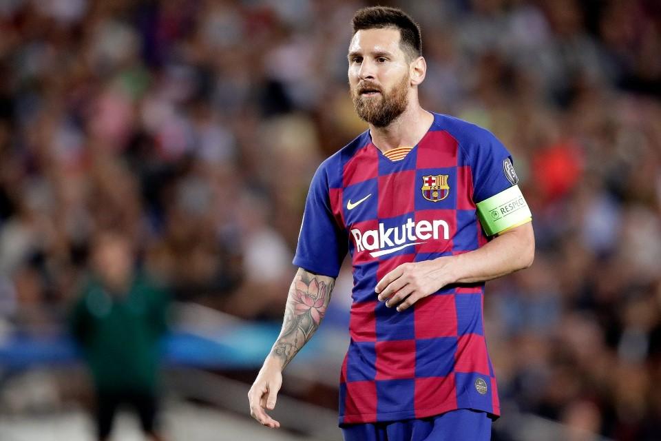 Rahasia Lionel Messi