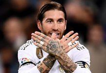 Diam-Diam, Ramos Mampu Samai Rekor Gol Messi!