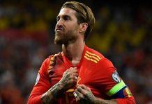 Ramos Bela Spanyol di Olimpade