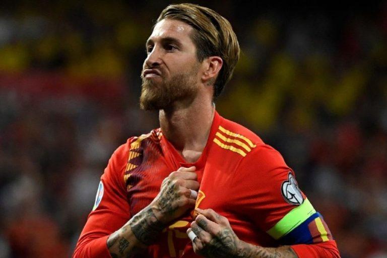 Sergio Ramos Belum Habis Untuk La Furia Roja