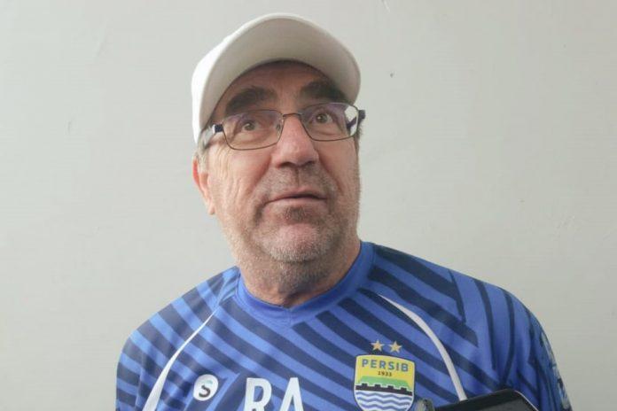 Rene Alberts Beberkan Kemajuan Persib di Putaran Kedua