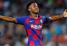 Rivaldo Dukung Ansu Fati Masuk Skuad Spanyol Tuk Euro 2020