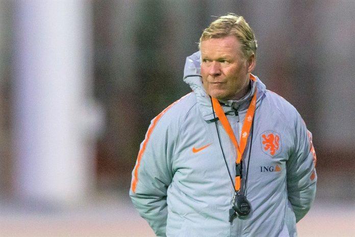 Ronald Koeman Timnas Belanda