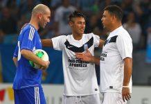 Ronaldo Komentar Terkait Neymar yang Hobi Diving