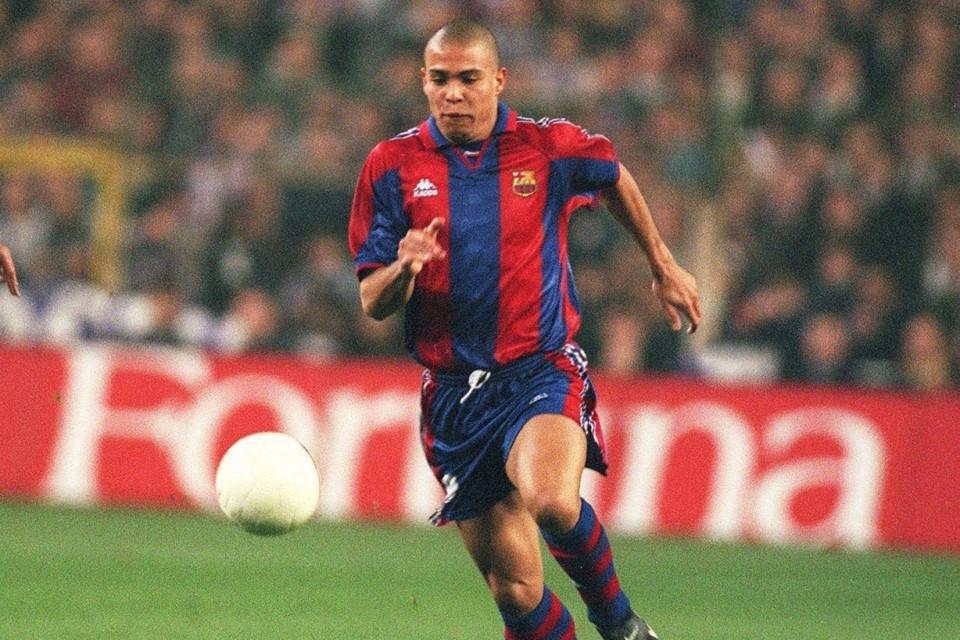 Ronaldo da Lima Barcelona
