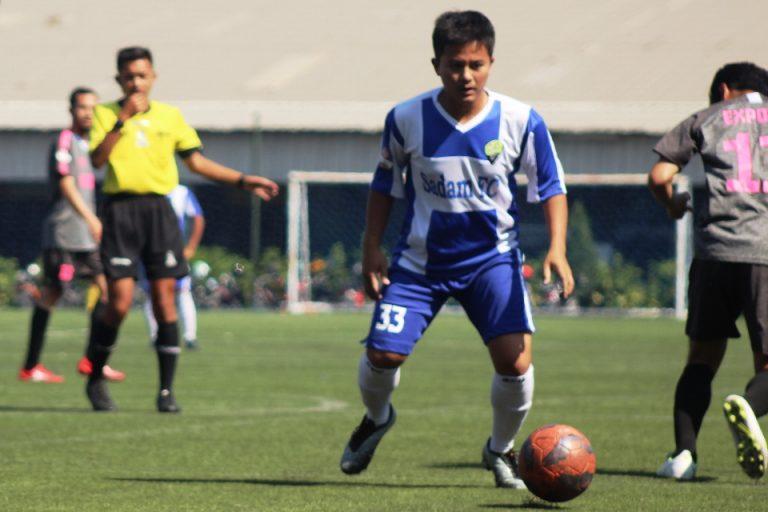 Sadam FC Tutup Musim dengan Kemenangan