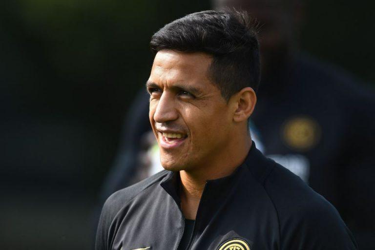 Di Inter, Sanchez Akui Kembali Jatuh Cinta Pada Sepak Bola