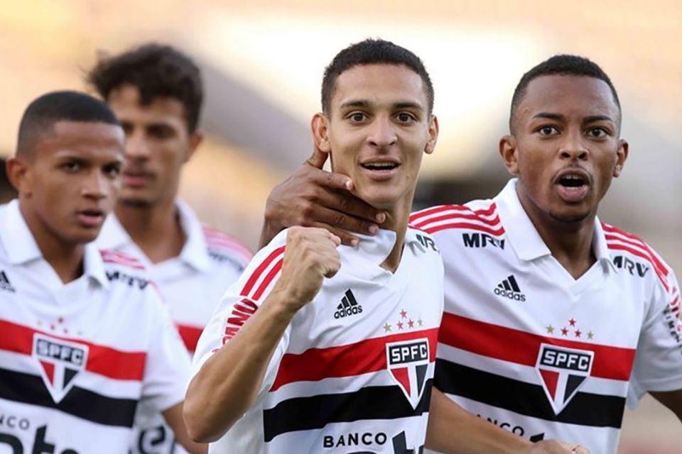 Tiga Youngster Sao Paulo Masih Dalam Bidikan Barca