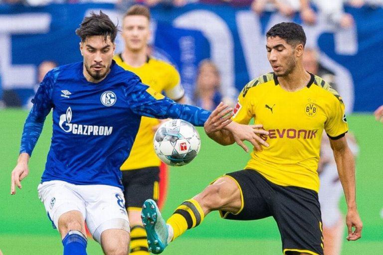 Derby Schalke dan Dortmund Berakhir Tanpa Pemenang