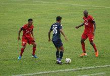 Semen Padang Vs Madura United