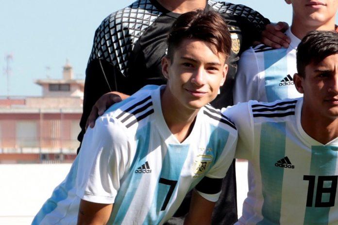 Juventus Jadi Tim Terdepan Tuk Rekrut Wonderkid Argentina