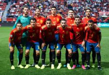 Ada Kejutan Kecil di Daftar Skuat Spanyol, Apa Itu?