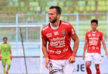 Taktikal Teco Dirasa Cocok untuk Striker Naturalisasi Bali United