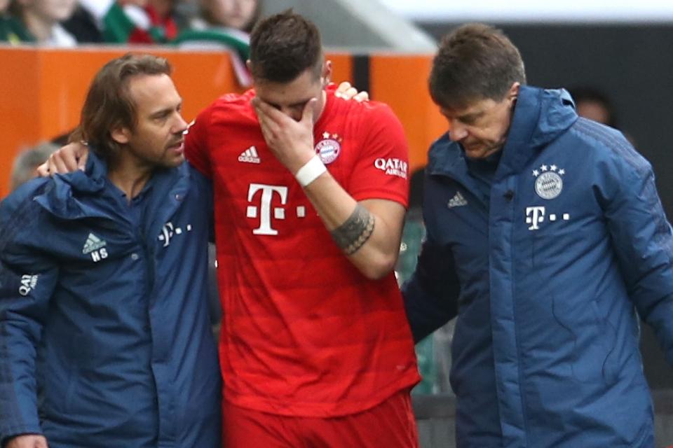 Bek Bayern Dipastikan Gagal Mentas di Euro 2020