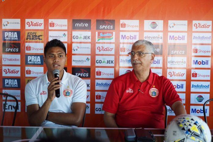 Menang, Pelatih Persija Senang dengan Kekompakan Tim
