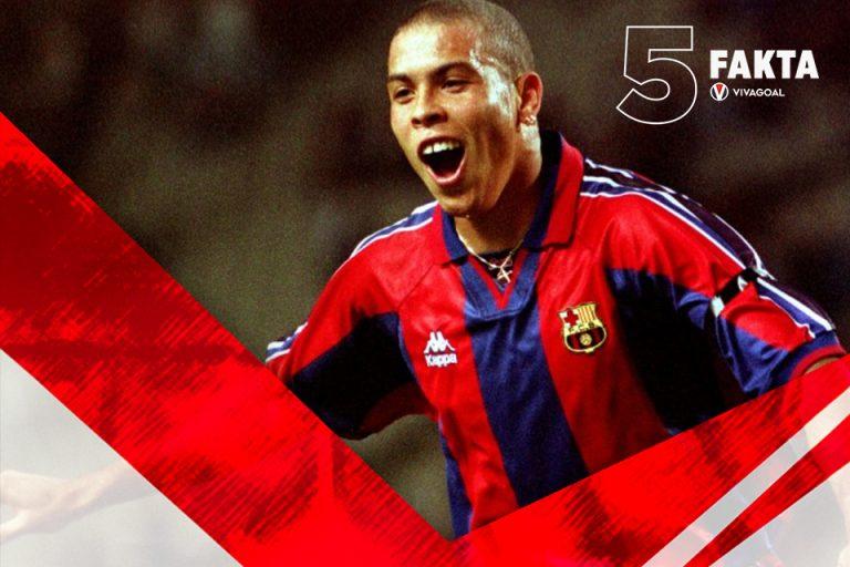 5 Pemain yang Pernah Berseragam Inter dan Barcelona