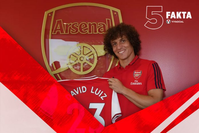 5 Bintang Arsenal dengan Gaji Tertinggi