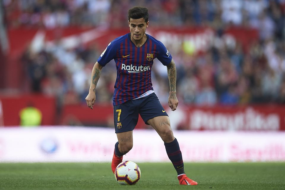 Terkait Transfer Coutinho, Barcelona Masih Berutang Rp 1,4 Triliun Ke Liverpool