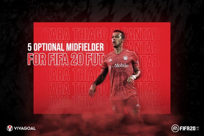 5 Gelandang Murah yang Bisa Jadi Opsi di FIFA 20 FUT