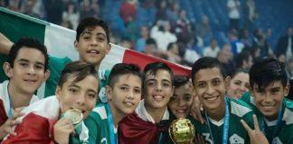 Tim Amerika Latin Ini Torehkan Juara Danone Nations Cup 2019