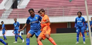 Liga 1 Putri 2019: Srikandi Macan Kemayoran Siap Hadapi Klub Jawa Tengah