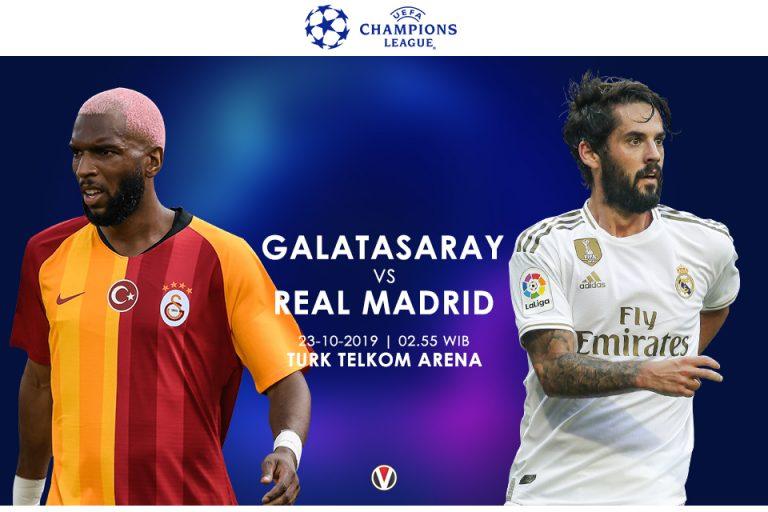 Prediksi Galatasaray Vs Real Madrid: Kedua Kesebelasan Perlu Tiga Poin