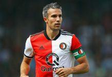 Van Persie Tak Sepakat Dengan Komentar De Gea saat MU Lawan Arsenal