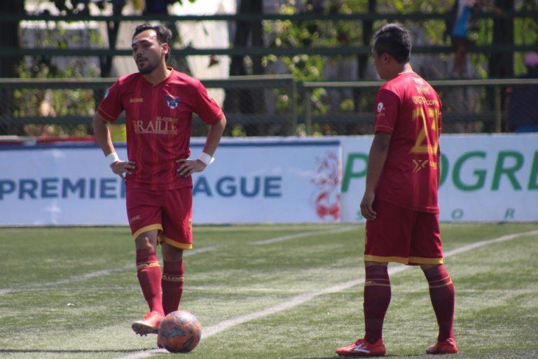 Kalahkan X17, Ammers FC Kian Dekat Pertahankan Gelar