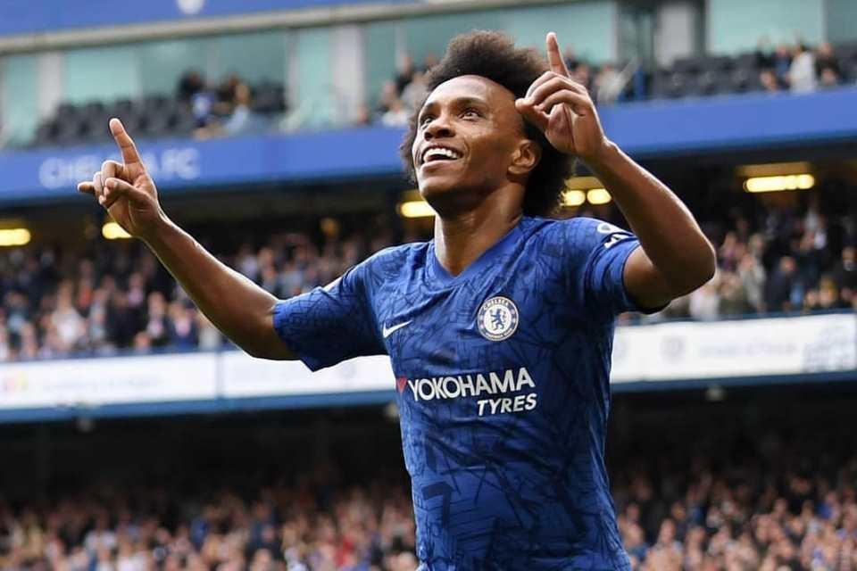 Perpanjang Kontrak Willian atau Kehilangan Pemain Kelas Dunia, Chelsea?