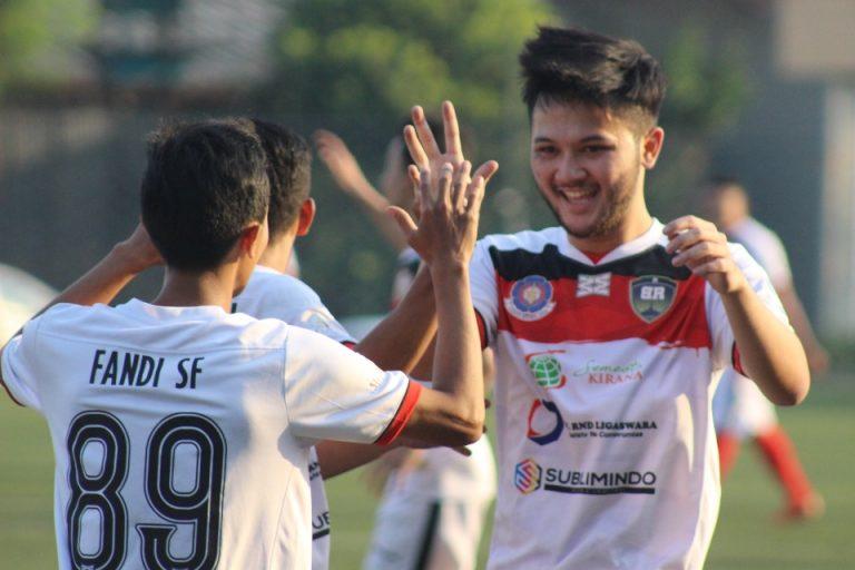 XBR FC Raih Kemenangan Penting di Liga 1