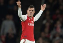 Xhaka Arsenal