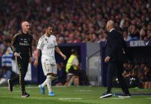 Hazard Belum Gemilang, Zidane Tetap Tenang
