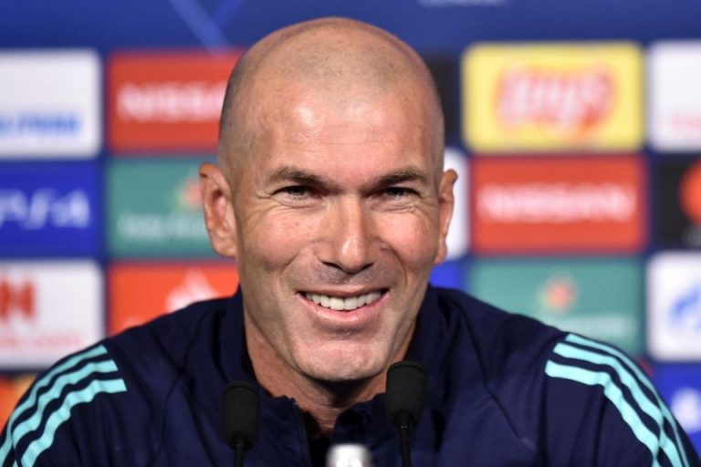 Sukses Bersama Madrid, Sosok Ini Jadi Inspirasi Zidane