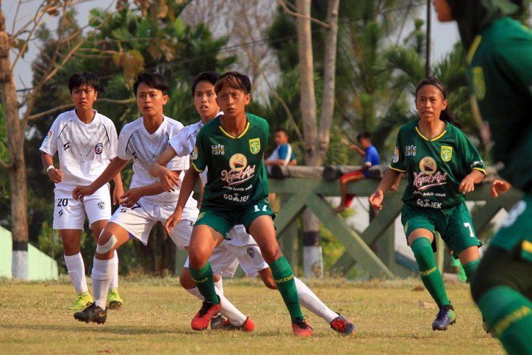 Liga 1 Putri 2019: Persebaya Ditaklukan Rival Abadinya