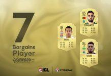 7 Pemain Berkualitas yang Murah Meriah di FIFA 20 FUT
