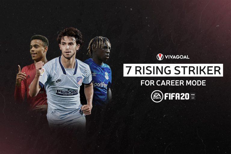 7 Striker dengan Potensi Mematikan di Career Mode FIFA 20