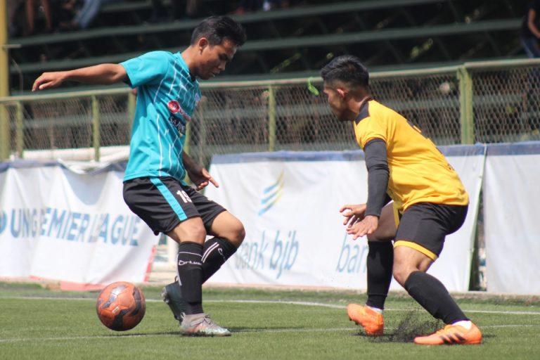 Sempat Unggul Tiga Gol, AJR Gagal Menang atas Tatajongan FC