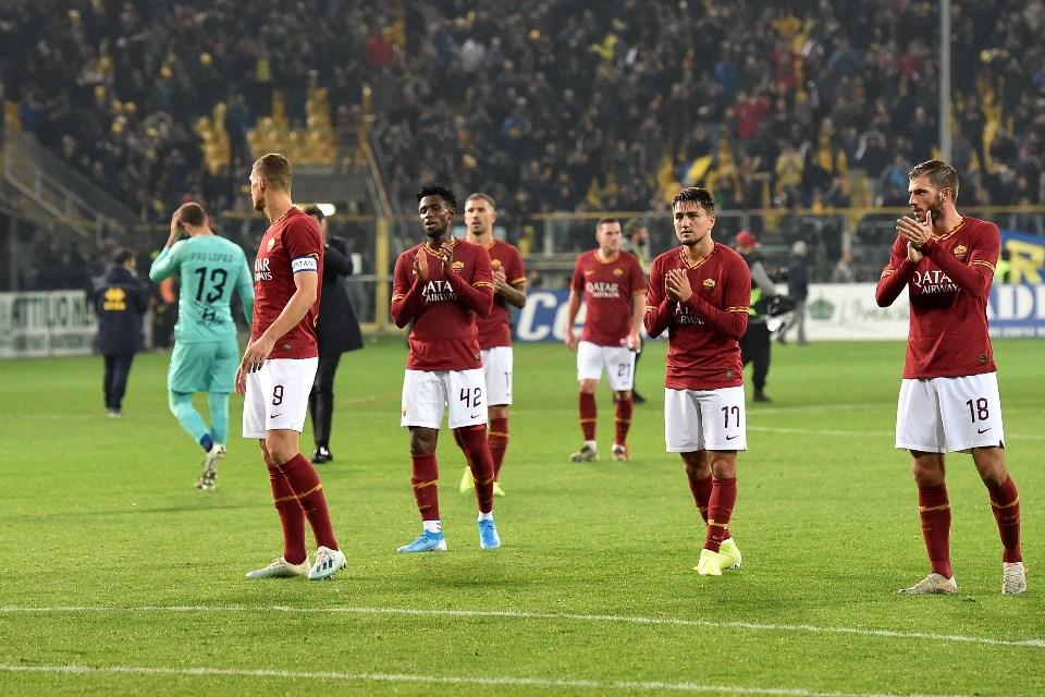 Roma Disebut Bakal Jalani Laga Krusial di Europa League