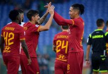 Hasil Roma Brescia: Ada Drama Penganuliran Tiga Gol dalam Kemenangan I Lupi